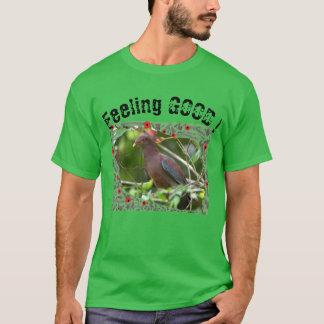 Red billed Pigeon T-Shirt