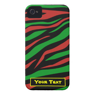 Red Black Green - A Tribe Called Quest Theme iPhone 4 Case-Mate Cases