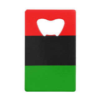 Red, Black, Green Pan African Flag