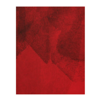 Red black love abstract modern painting design art wood canvases