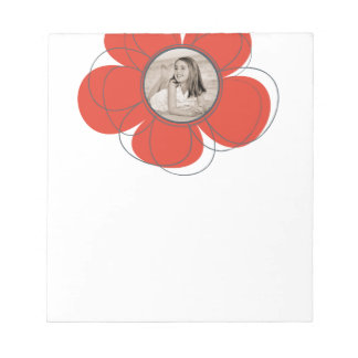 Red Bloom Notepads
