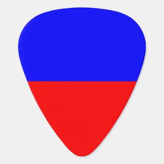 Red & Blue Guitar Picks