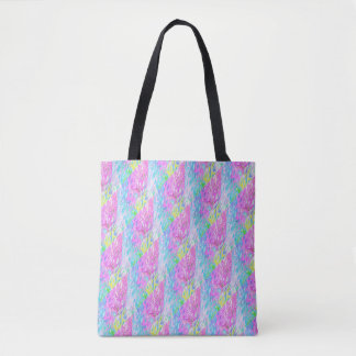 Red blue Yellow bright All-Over-Print Tote Bag