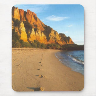 Red Bluff Cliffs Mouse Pad