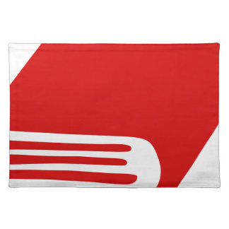 Red Book Placemat
