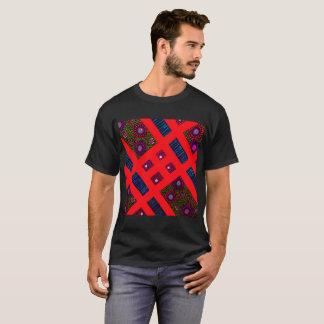 Red Boomble Bee Men's T-Shirt