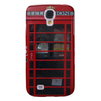 red booth 3 casing galaxy s4 case