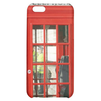 Red Booth iPhone 5C Cover