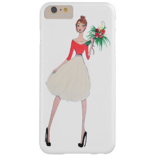 Red Bouquet Phone Case