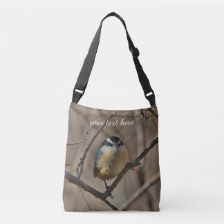 Red-breasted Nuthatch Crossbody Bag