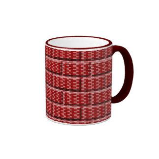 Red Brick Coffee Mugs