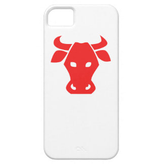 Red Bull Face iPhone 5/5S Case
