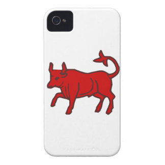 Red Bull from the Side iPhone 4 Case