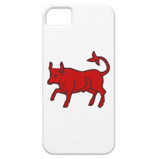 Red Bull from the Side iPhone 5/5S Cover