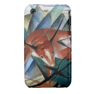 Red Bull (gouache on paper) iPhone 3 Case-Mate Cases