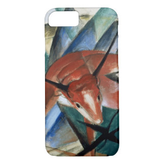 Red Bull (gouache on paper) iPhone 7 Case