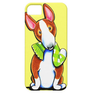 Red Bull Terrier Lets Play Case For iPhone 5/5S