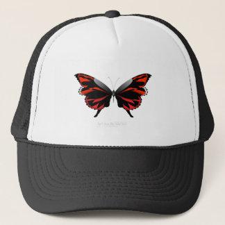 Red Butterfly 1 by tony fernandes Trucker Hat