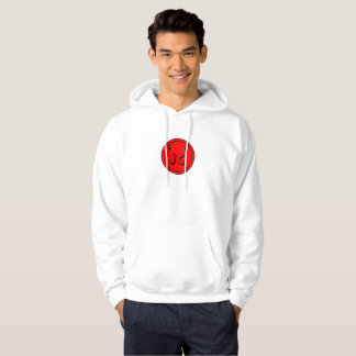 Red Button Bash Hoodie