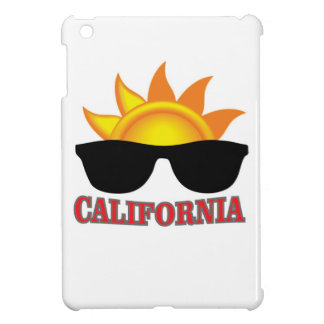 red California cool Cover For The iPad Mini