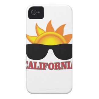 red California cool iPhone 4 Case-Mate Case
