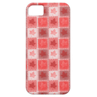 Red Canadian Maple iPhone 5 Covers