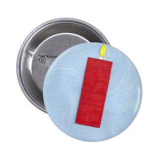 Red Candle Button