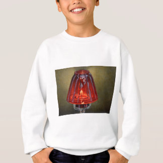 Red Candle Sweatshirt