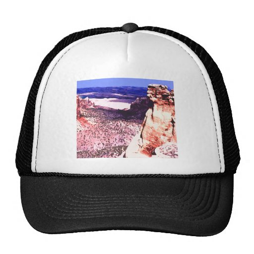 red Canyon 2 Mesh Hat