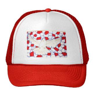 Red cap hats