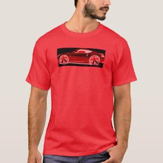 red car times T-Shirt