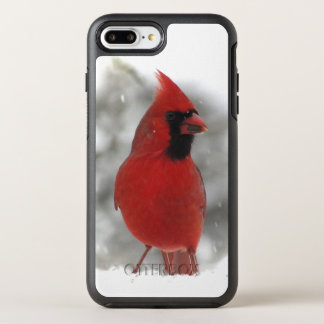 Red Cardinal Bird Animal OtterBox Symmetry iPhone 8 Plus/7 Plus Case