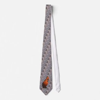 Red Cardinal (Large) Tie