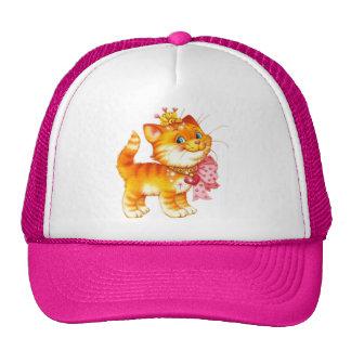 red cat cap