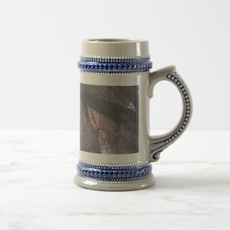 Red Chalk and Black Ink Beer Stein