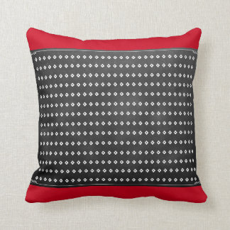 Red Chalkboard Pillow Cushions