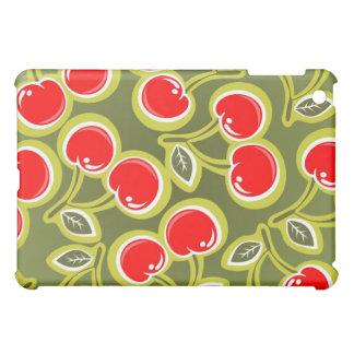 Red Cherries iPad Case
