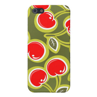 Red Cherries iPhone Case 4 Covers For iPhone 5