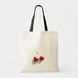 Red Cherries Tote Bag