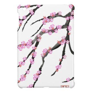 Red Cherry Blossom 32, Tony Fernandes iPad Mini Cover