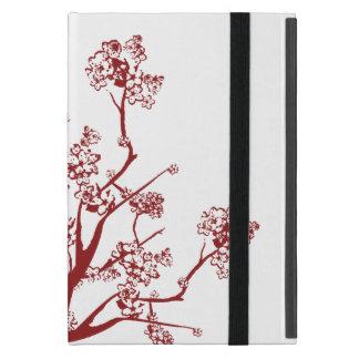Red Cherry Blossoms iPad Mini Case