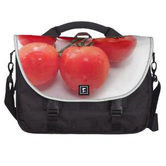 Red cherry tomatoes bags for laptop