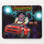 Red Chevy Camao RS Mousepad