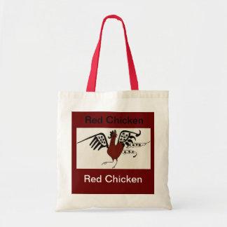 Red Chicken Bag