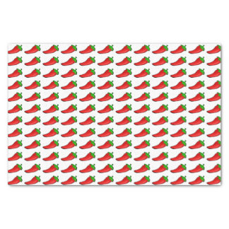 Red Chili Peppers Tissue Paper