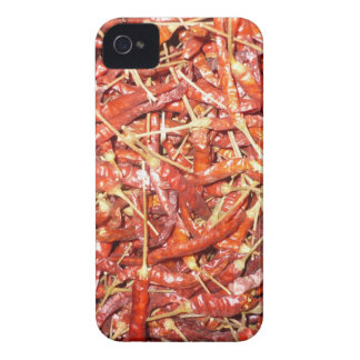 red chillies dried iPhone 4 Case-Mate case