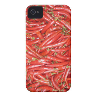red chillies iPhone 4 cover