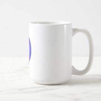 Red Christmas Candle Basic White Mug