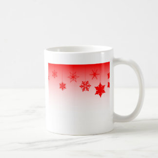 Red Christmas Decorations Coffee Mug