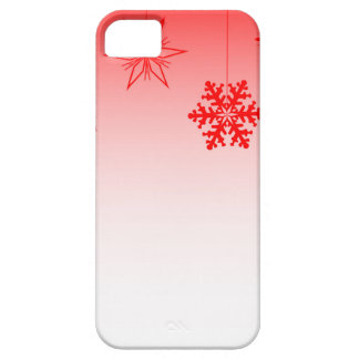 Red Christmas Decorations iPhone 5 Covers